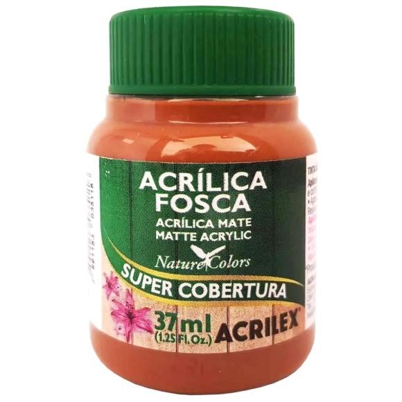 TINTA ACRILICA FOSCA 37ML MARROM ACRILEX