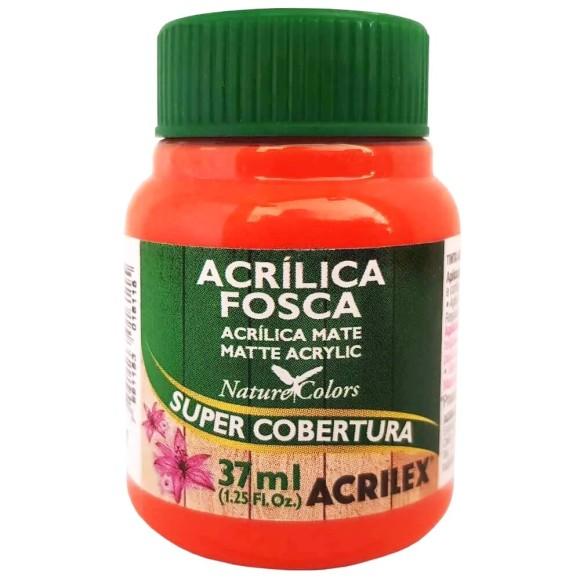 TINTA ACRILICA FOSCA 37ML LARANJA ACRILEX