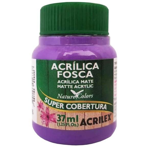 TINTA ACRILICA FOSCA 37ML VIOLETA ACRILEX