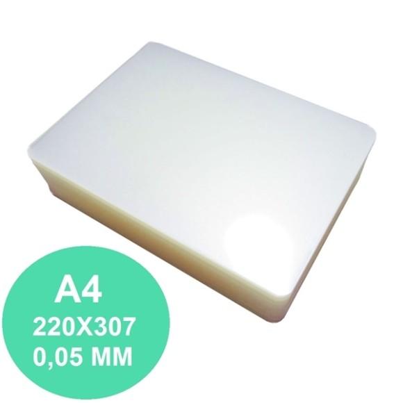 PLASTICO P/PLASTIFICACAO POLASEAL A4 0,05MM - UNIDADE