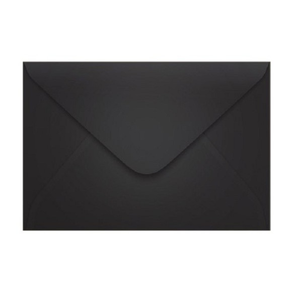 ENVELOPE CONVITE 160X235 PRETO/LOS ANGELES CAIXA C/100 SCRITY