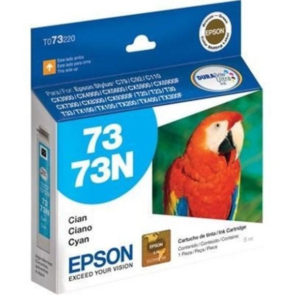 CARTUCHO EPSON T073220BR CIANO ORIGINAL